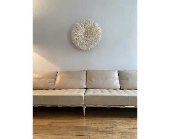 Canapé Cassina collection privée Philippe Starck