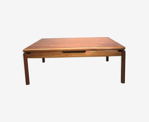 Table basse années 1970