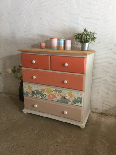 Commode ancienne