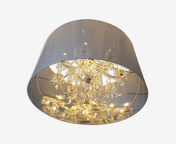 Lustre cristal Lukas Lighting