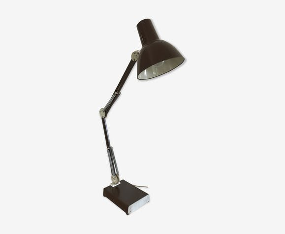 Lampe de bureau Luxo PL-85 de Jacob Jacobsen