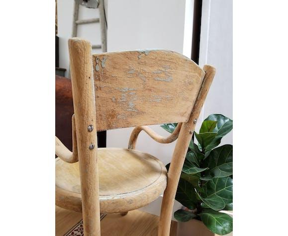 Chaise bistrot vintage enfant