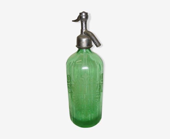 Siphon à eau de seltz Goulven Quimperlé verte