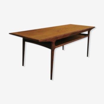 Large Scandinavian coffee table circa 1960