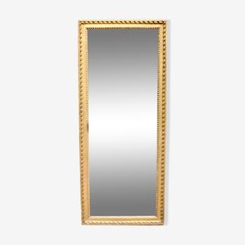 Miroir Louis XVI fin XVIII ème début XIXème