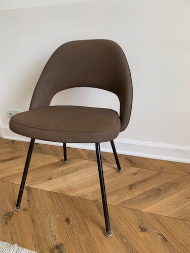 Chaise Conference d'Eero Saarinen pour Knoll