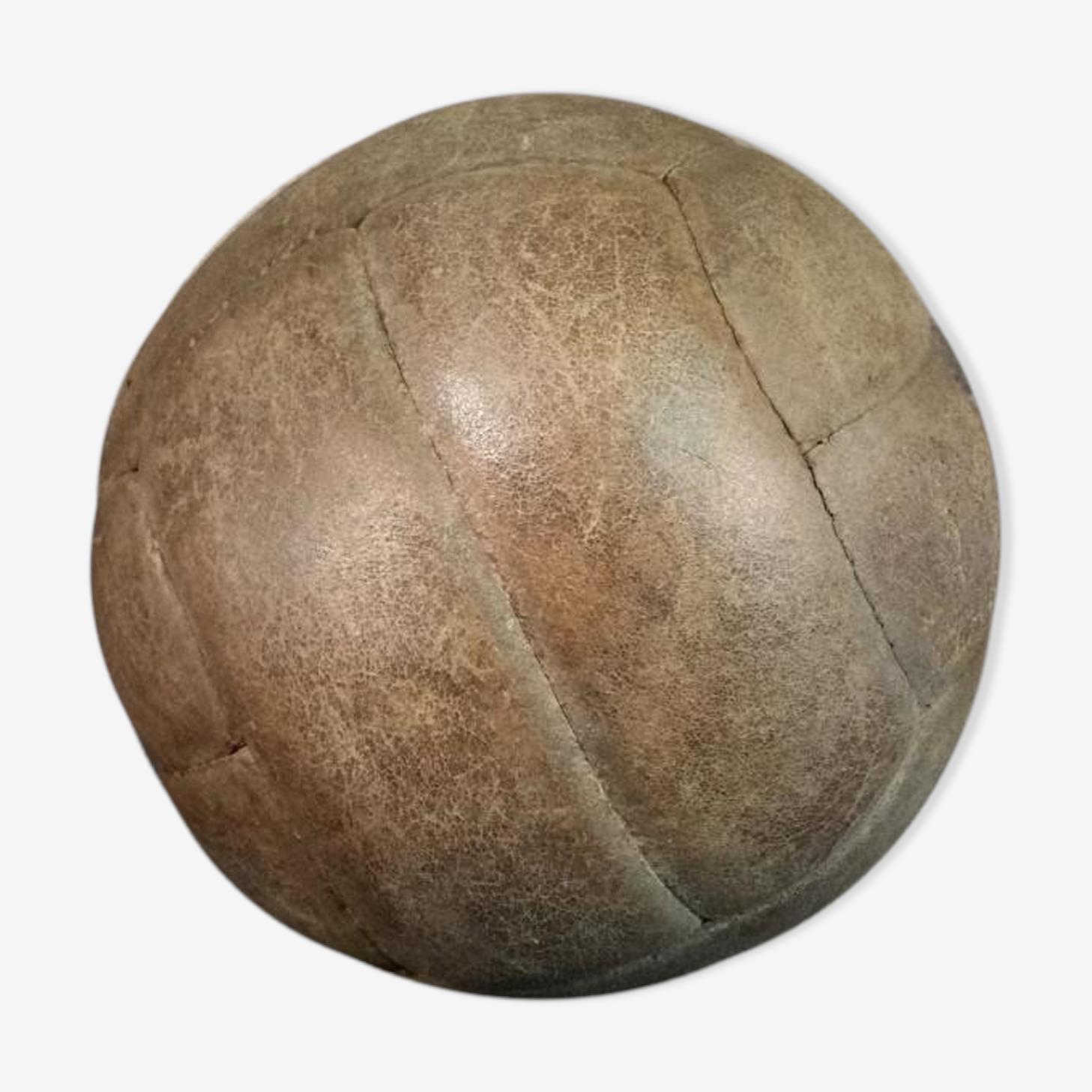Ballon de sport vintage