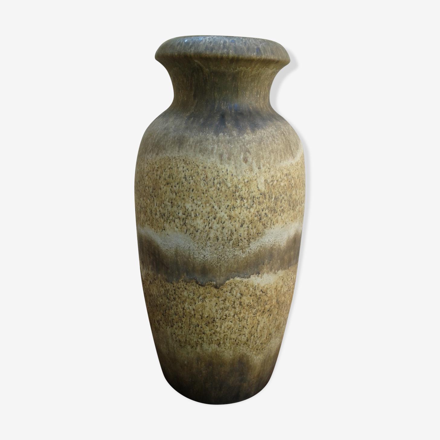 Vase en céramique W.Germany