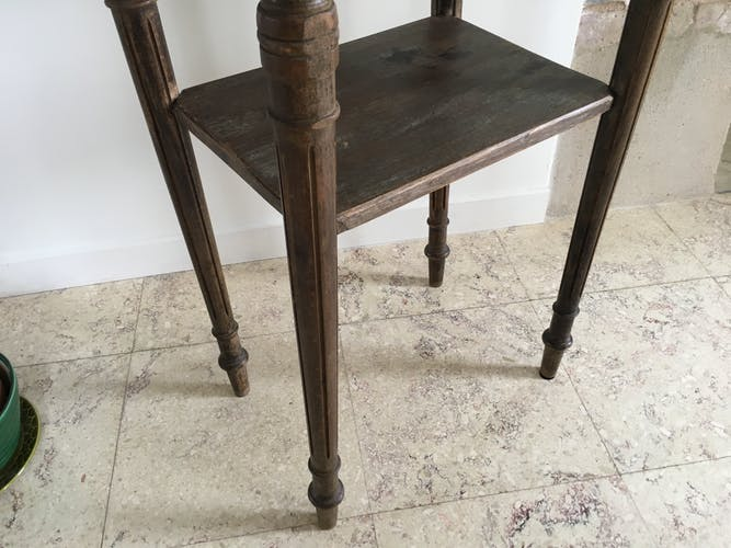 Table d'appoint style Louis XVI