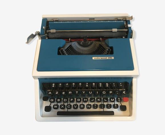 Machine à écrire Underwood 315