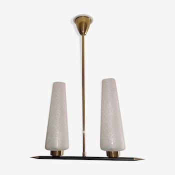 Tulip chandelier 1960