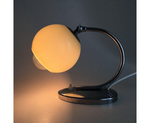 Lampe de table de style art déco, années 1940   Selency