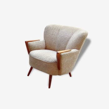 1 fauteuil scandinave Danois années 50 60