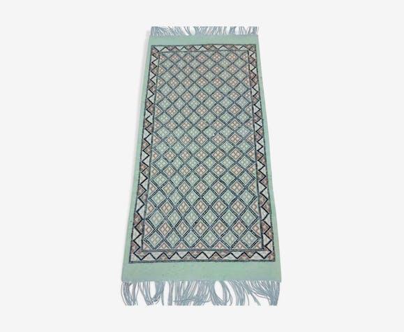 Tapis berbère en laine 71 x 138 cm