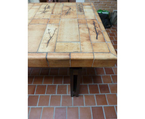 Roger Capron high table