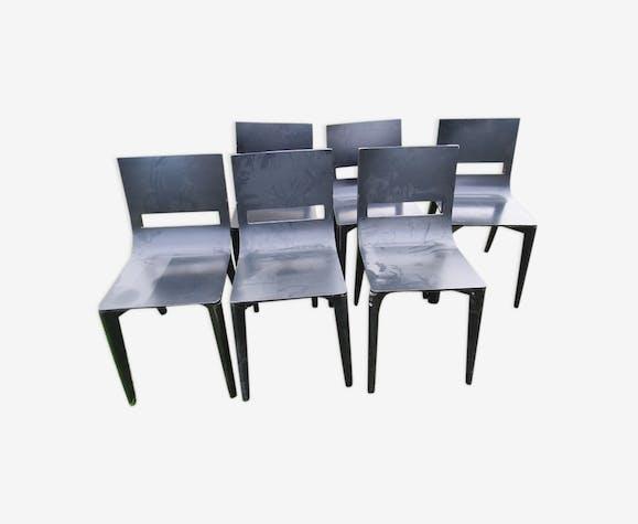 Set de 6 chaises Baumann