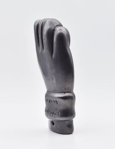 Ceramic hand by Jean Marais