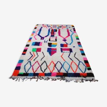 Azilal tapis berbère marocain 307 x 207 cm