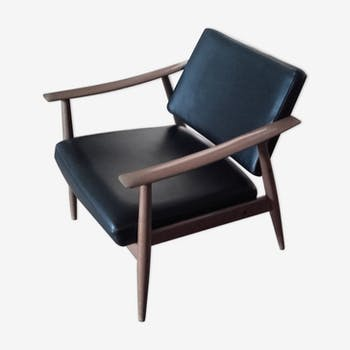 Scandinavian Chair leatherette