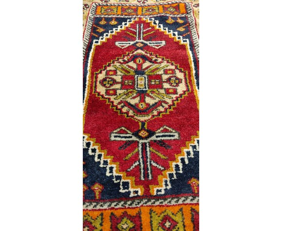Tapis persan laine fait main 100cm