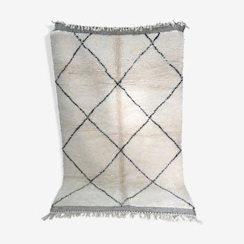 Berber carpet beni ouarain 150x250cm