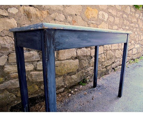 Ancienne table de couvent