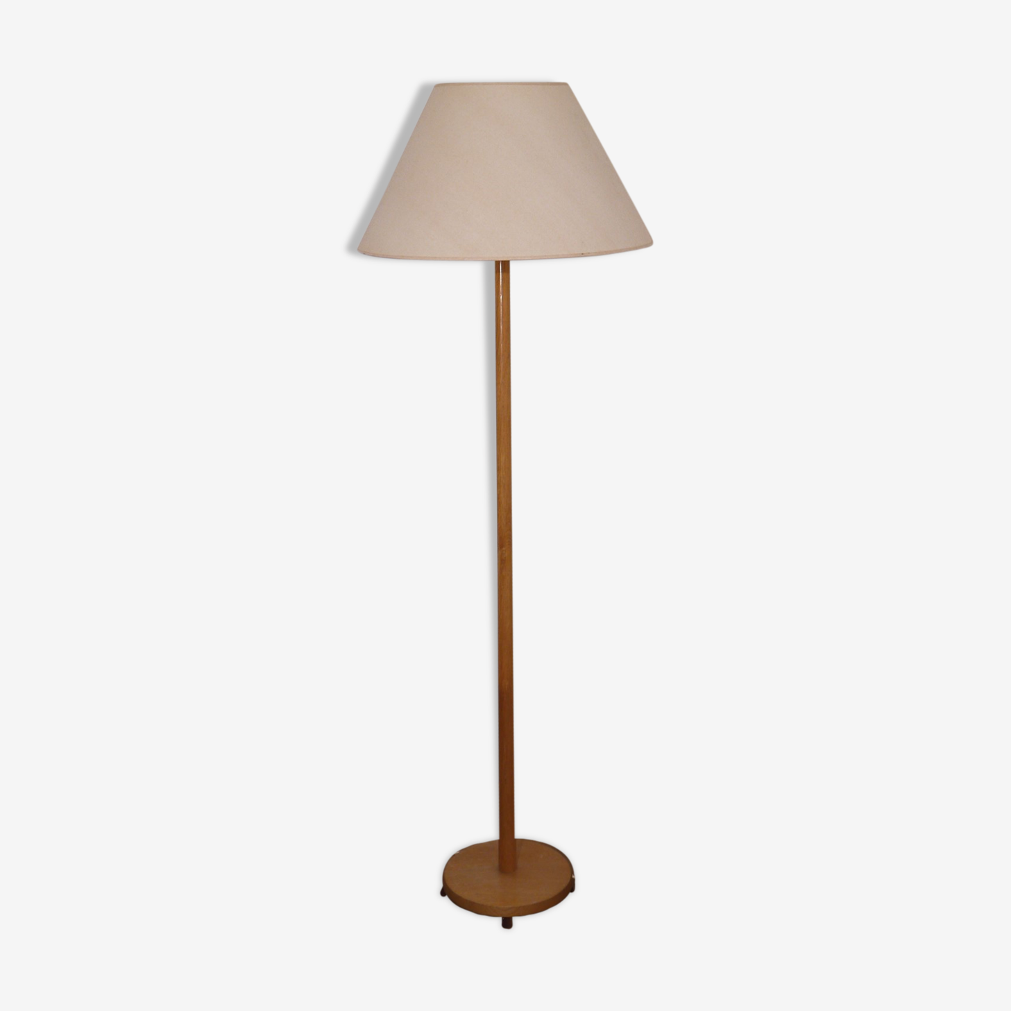 Scandinavian floor lamp 1960