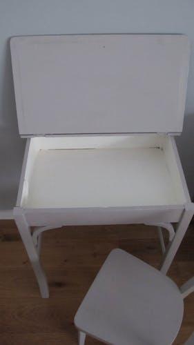 Bureau Baumann et sa chaise