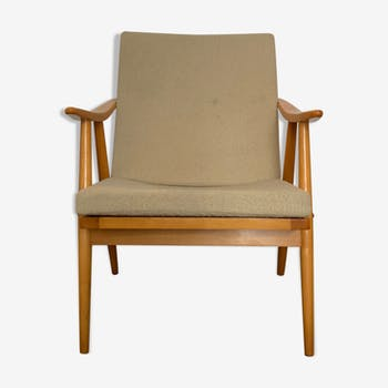 Chair Ton Scandinavian style - 60s