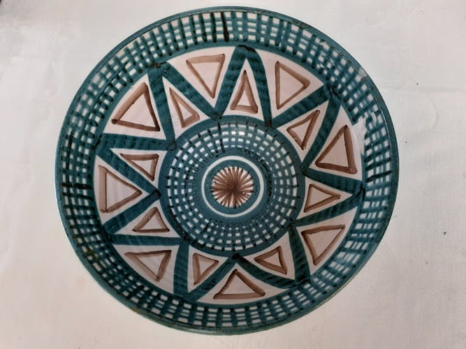 Saladier en céramique Robert Picault