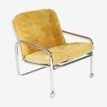 Tubular armchair from Ikea, 1970
