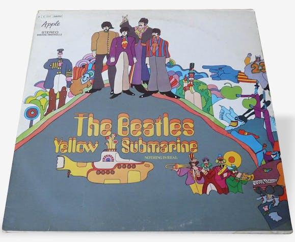 Disque 33T The Beatles Yellow Submarine