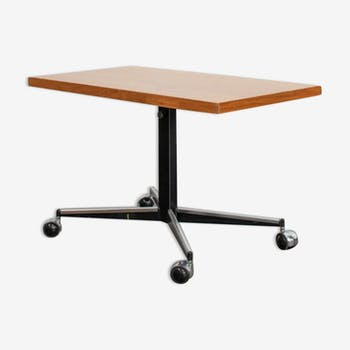 Adjustable table on casters Wilhelm renz