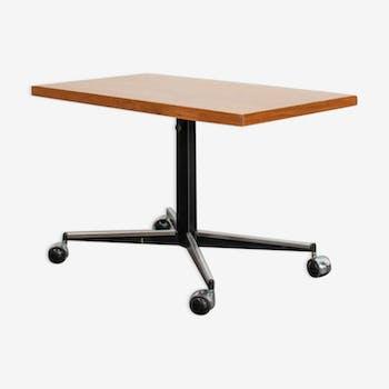 Table ajustable sur roulettes Wilhelm renz
