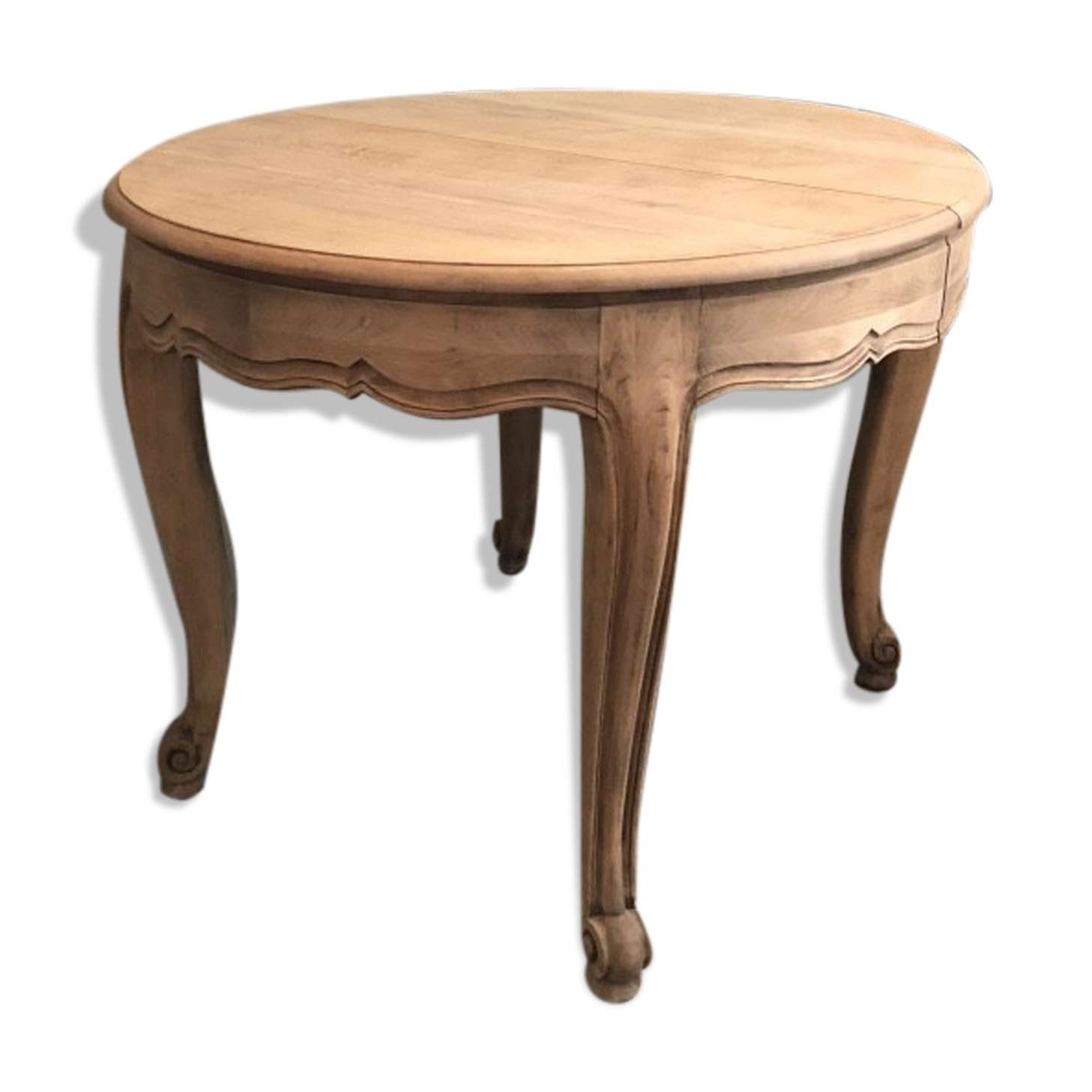table ronde chene massif interesting table ronde en chene avec rallonge table ronde en pin. Black Bedroom Furniture Sets. Home Design Ideas