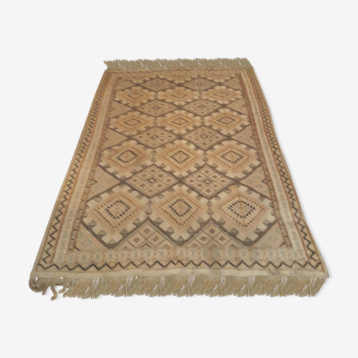 Tapis killim marocain 220x130cm