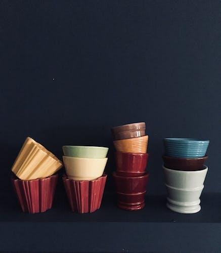 Ceramics 60s