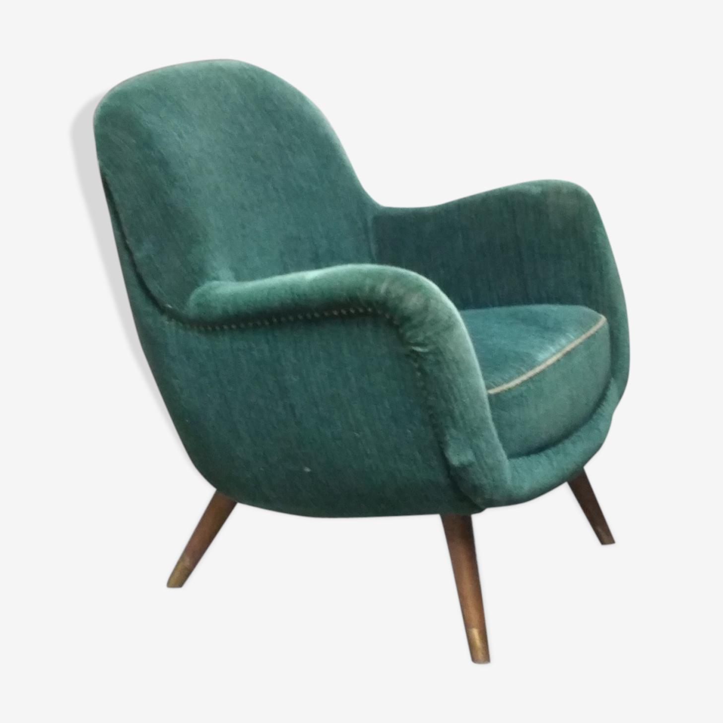 Egg armchair years 50/60