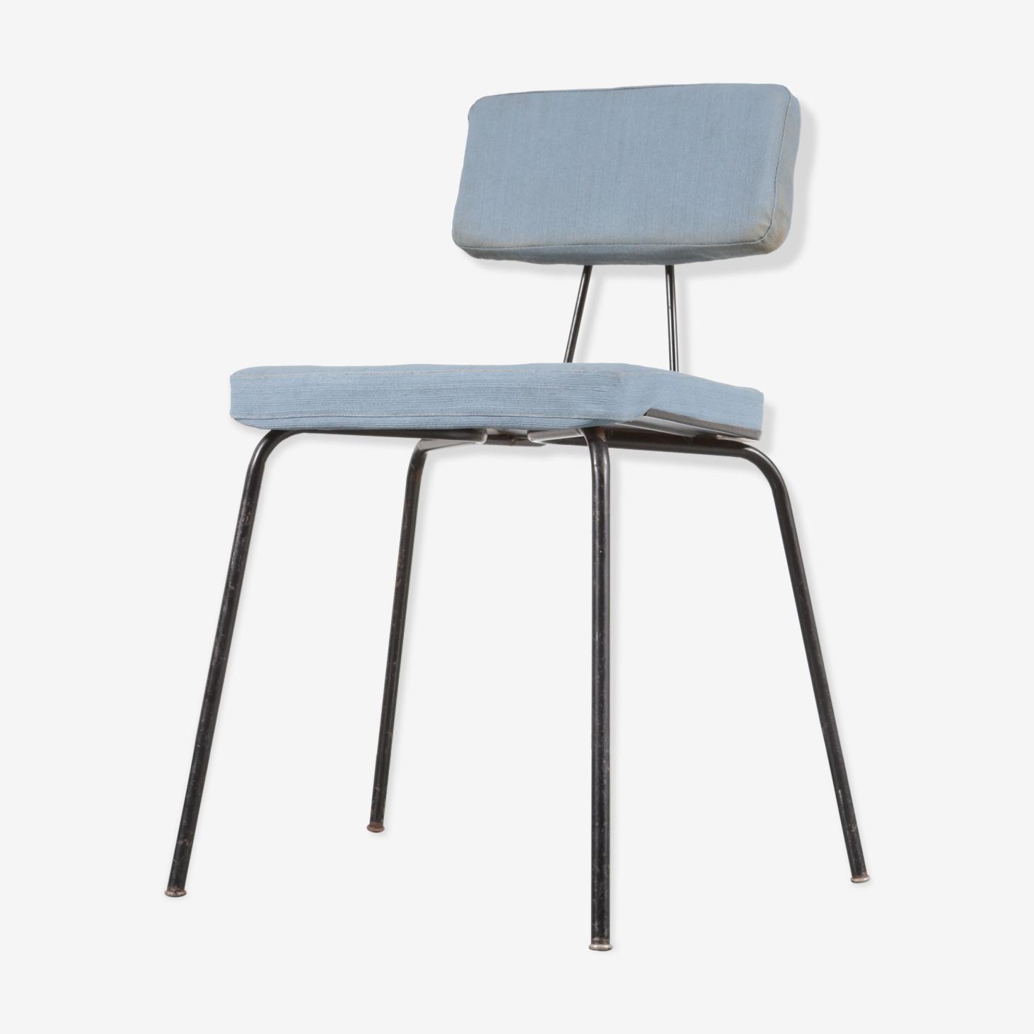 Chaise de bureau minimaliste années 1960