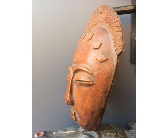 Masque ethnique ancien