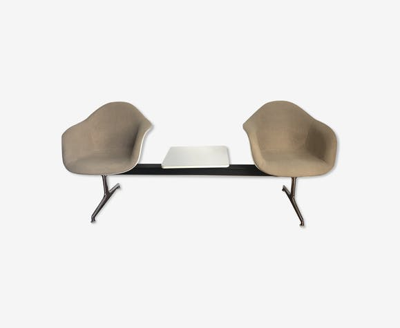 Banquette d'aeroport Charles et Ray Eames