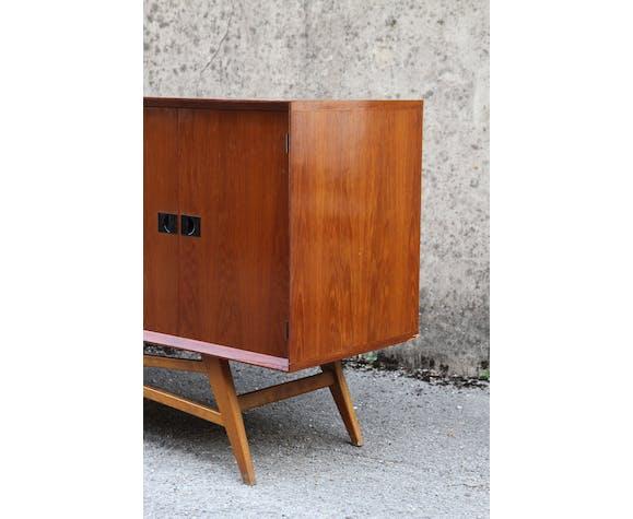 Enfilade vintage française moderniste