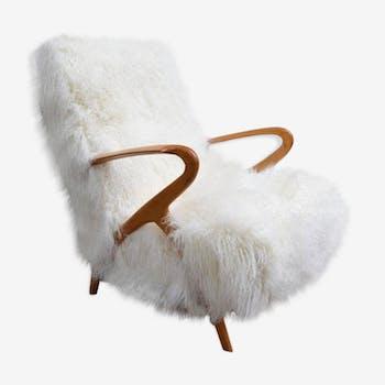 Italian Chair in Tibet sheep