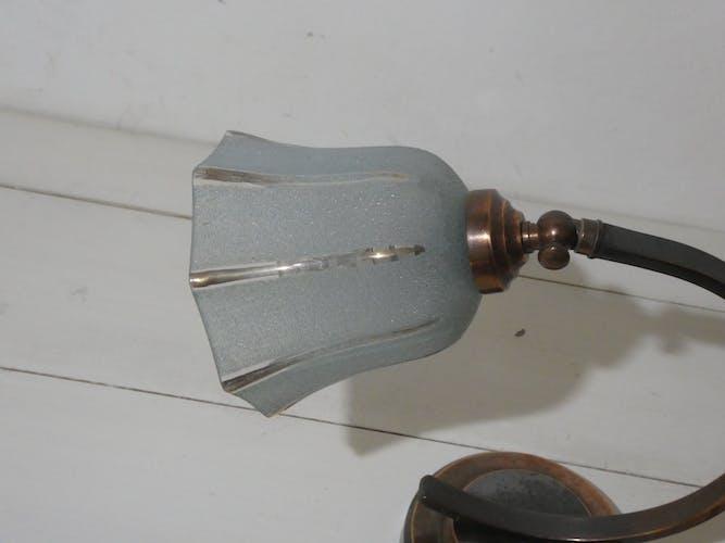 Lampe de chevet art déco