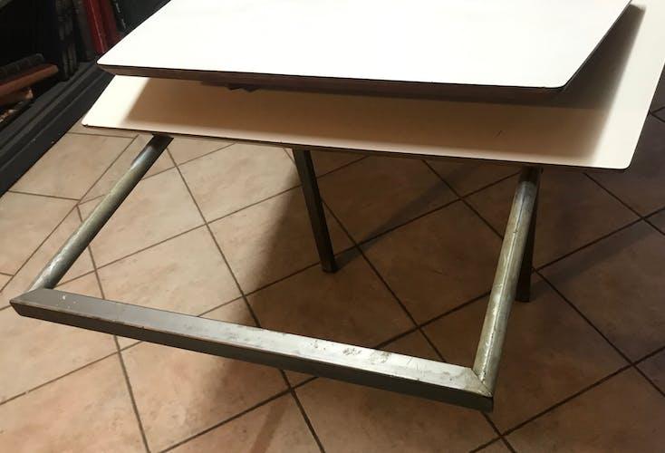 Table de conférence par Florence Knoll 312 cm