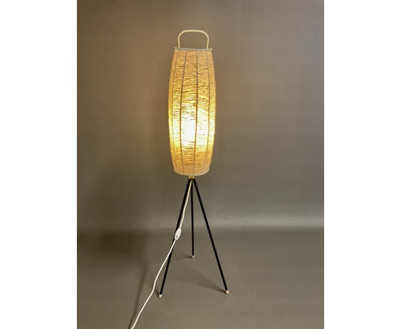 Lampadaire tripode Design 1950