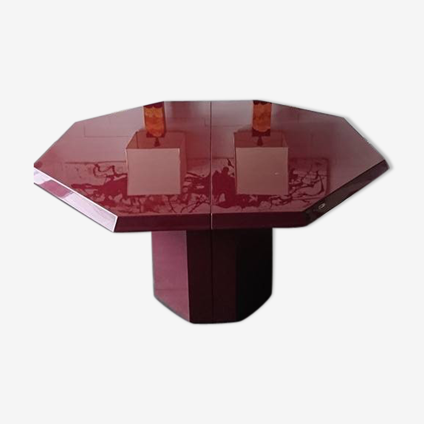 Table Hexagonale Design