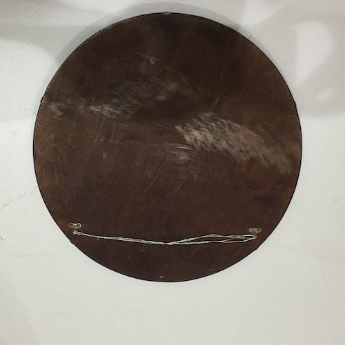 Miroir biseauté rond 46 cm