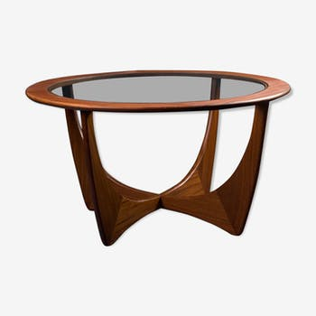Astro coffee table by Gplan 1960