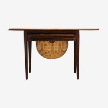 Sewing basket by Johannes Andersen, made by Cfc Silkeborg in the 60s and 70s